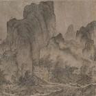 山水-中国書画