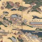 都市を描く-洛中洛外図と名所図会-