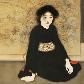 the 50 Year Anniversary of the Death of SHIMA Seien, The Woman Artist of Osaka