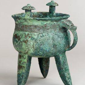 古銅の美ー中国と日本の金属工芸