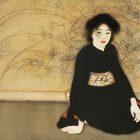 没後50年 浪華の女性画家 島成園