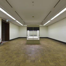 美の殿堂の85年 大阪市立美術館の展示室
