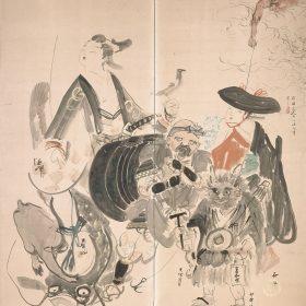 井口古今堂と近代大阪 ― 船場の表具師と芸術ネットワーク ―