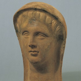 古代イタリアの息吹-エトルスク美術