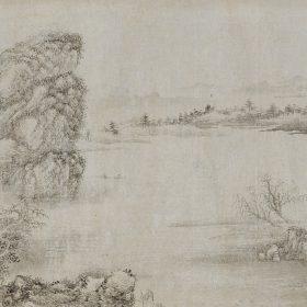 画中游 中国の山水画