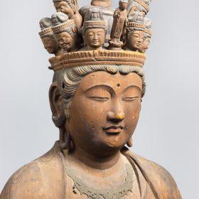Buddhist Statues in Osaka