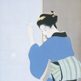 Admiring the Autumn Colors ― Focusing on Modern Japanese-style Paintings