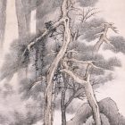 Even Thousand-Year-Old Pines Eventually Rot: The Beauty of Nature in Painting