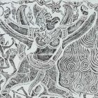 In Commemoration of Gifts: Angkor Wat Stone Rubbings