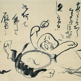 江戸禅僧の戯画