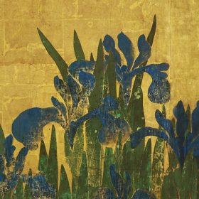 琳派の草花図