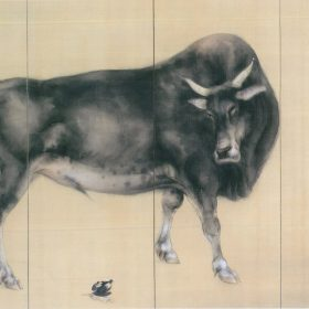 Painting Cattle