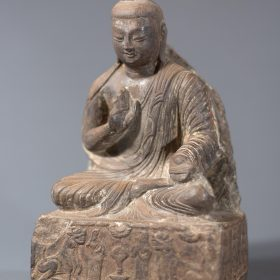 Sculpting in Time: Stone Buddhist and Taoist Sculptures of the Northern Wei Dynasty, China